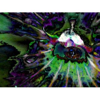 Hypnofluid Digital Abstract Collage