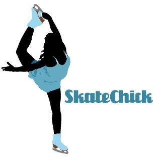 SkateChick Logo