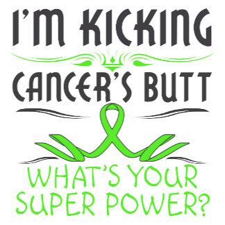 Lymphoma Kicking Cancer Butt Super Power
