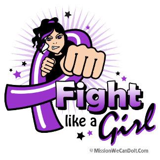 Animated Fight Like A Girl Epilepsy