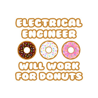 Electrical Engineer .. Will Work For Donuts