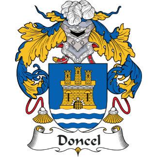 Doncel Family Crest