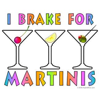 za. I BRAKE FOR MARTINIS