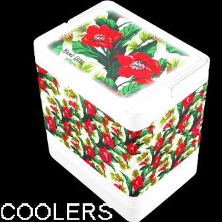 Coolers Ice Bucket Party Picnic Camping Tailgate