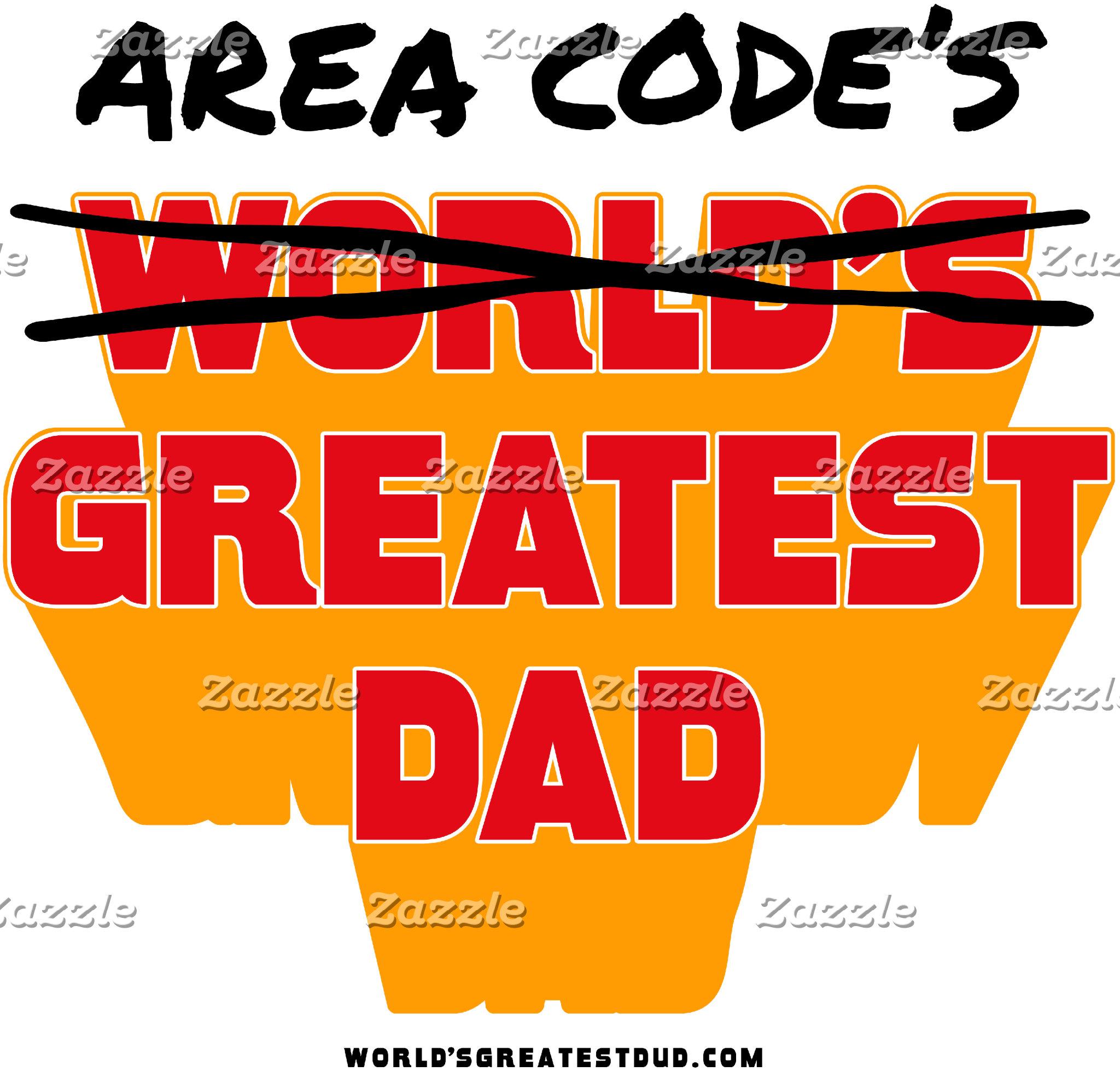 Area Code's Greatest Dad
