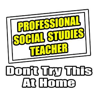 Professional Social Studies Teacher...Joke