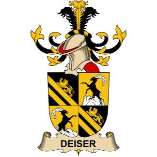 Deiser Family Crests