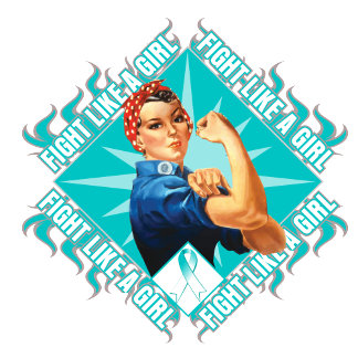 Cervical Cancer Fight Rosie The Riveter
