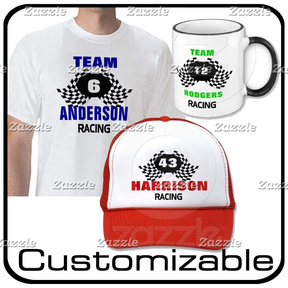Personalizable Racing Family