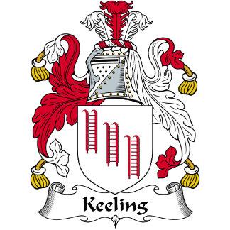 Keeling Family Crest