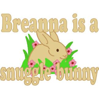 Breanna is a Snuggle Bunny
