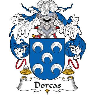Dorcas Family Crest