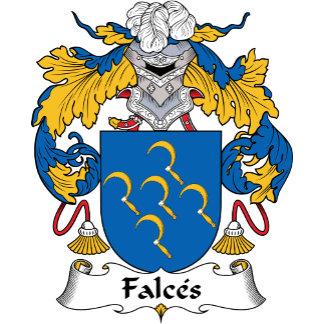 Falces Family Crest