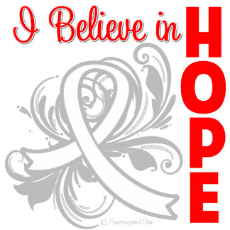 Lung Cancer Awareness I Believe in Hope