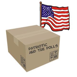 Patriotic and Polls