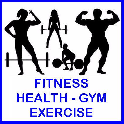 Fitness, Body Building, Strength Training