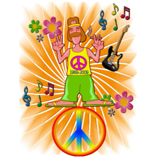 Peace and Loveand The 60's