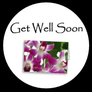 ~ Get Well Soon