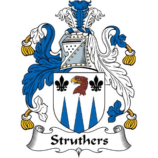 Struthers Family Crest