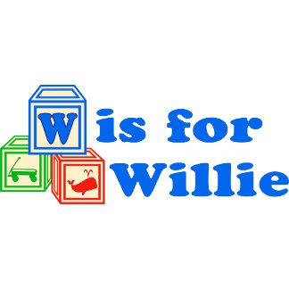 Baby Blocks Willie