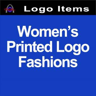 Women's Printed Logo