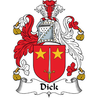 Dick Coat of Arms