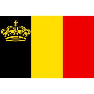 Belgium Yacht Ensign, Belgium