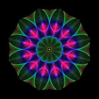 Fairy Garden Mandala