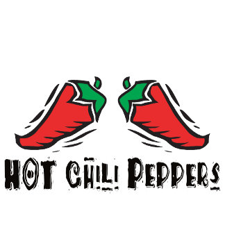 Hot Chili Peppers T-Shirts Gifts Cards