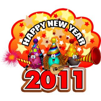 2011 New Year Designs