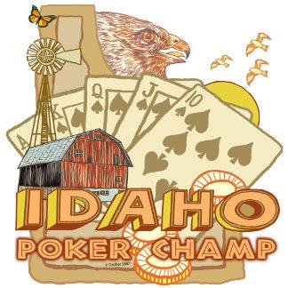 Idaho Poker Champion