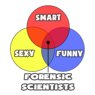 Venn Diagram .. Forensic Scientists