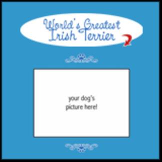 Personalized World's Greatest Irish Terrier