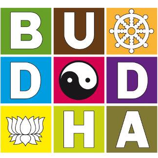 Buddha Colored Blocks