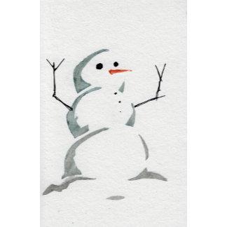 Snowman series 1