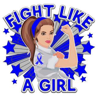 Colon Cancer Modern Rosie Fight