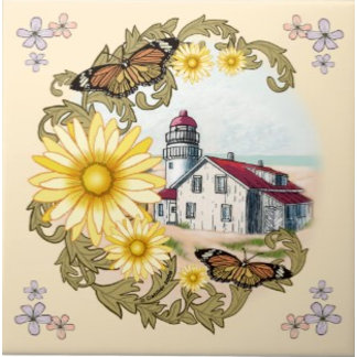 Butterfly Lighthouse