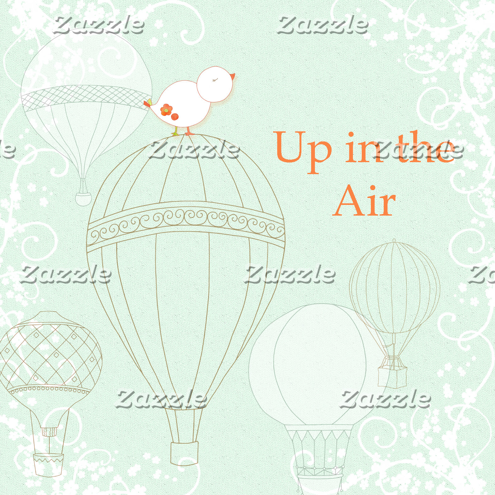 ♥ Up in the Air