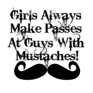 Girls Make Passes...