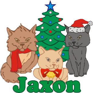 Christmas Cats Jaxon