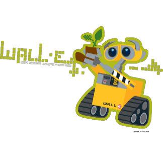 WALL-E Plant Disney