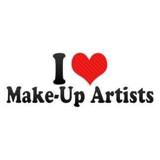 I Love Make-Up Artists