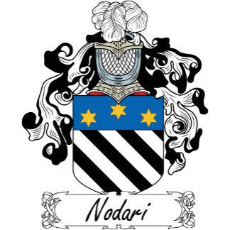 Nodari Family Crest