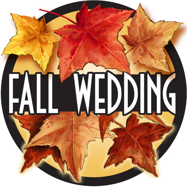 Fall Wedding