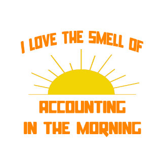 Smell of Accounting in the Morning