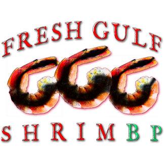 Fresh Gulf Shrimbp