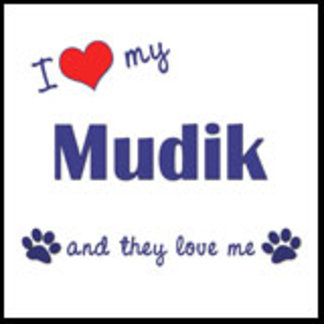 I Love My Mudik (Multiple Dogs)
