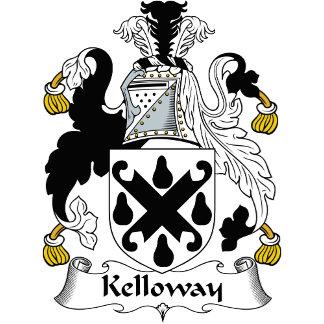 Kelloway Family Crest