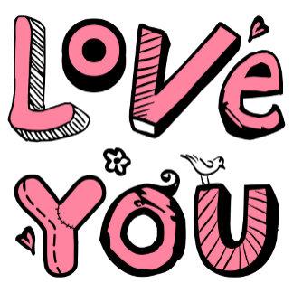 Love | Typography Art