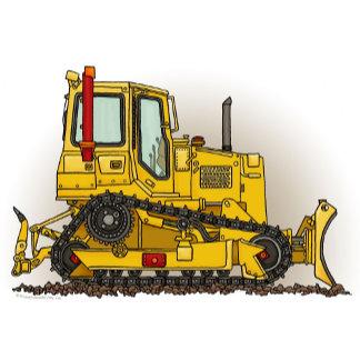 Big Bulldozer Dozer